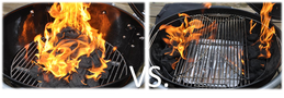 Direct vs. Indirect Grilling