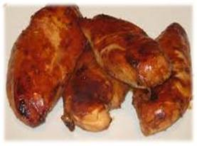 Smoked Chicken With Paprika Spice