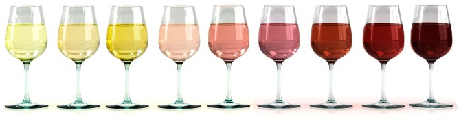 Wine Styles and Color Variety