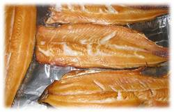 Beer Smoked Fish Fillets
